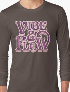 Vibe & Flow Long Sleeve T-Shirt