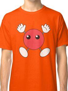 Hinata & Ushijima's Red Blob Shirt Design Classic T-Shirt