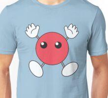 Hinata & Ushijima's Red Blob Shirt Design Unisex T-Shirt