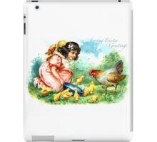 Loving Easter Greetings iPad Case/Skin