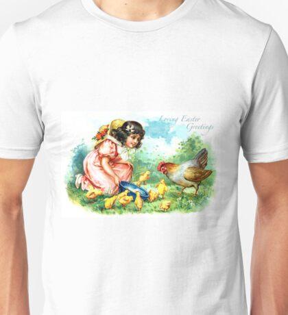 Loving Easter Greetings Unisex T-Shirt