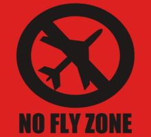 NO FLY ZONE by VoltDriven