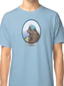 Psychic Groundhog Predicts the Future Classic T-Shirt