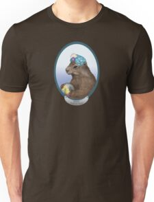 Psychic Groundhog Predicts the Future Unisex T-Shirt