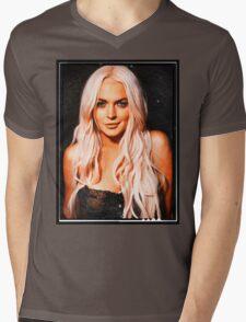 Lindsay Kodak Mens V-Neck T-Shirt