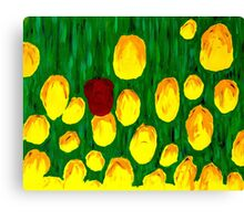 Original Abstract Art #194 - My Art Series Canvas Print