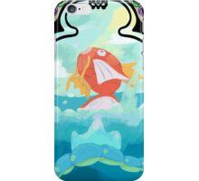 Pokemon Tarot . 0 [MAGIKARP] iPhone Case/Skin