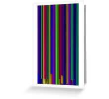 lines 15 Greeting Card
