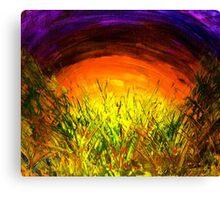Original Abstract Art #195 - My Art Series Canvas Print