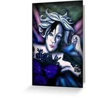 Falling for Camille Butterfly Greeting Card