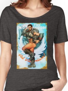 Join the Brotherhood! Women's Relaxed Fit T-Shirt