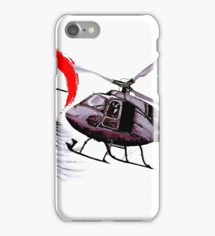 Friendly Flying iPhone Case/Skin