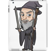 Lord of the Rings - Gandalf the Grey iPad Case/Skin