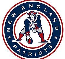 New England by jackremason
