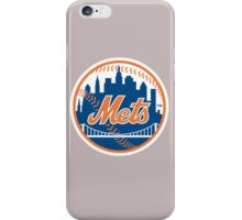 New York Mets iPhone Case/Skin
