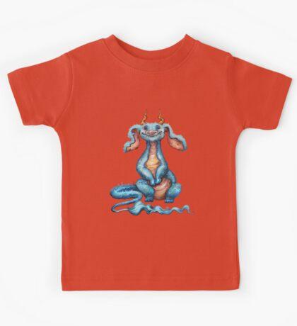 Little Luck Dragon Kids Tee