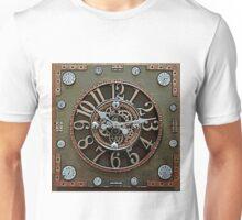Steampunk Klokface Unisex T-Shirt