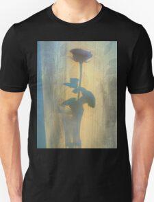Rose Silhouette Unisex T-Shirt