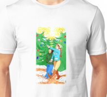 Walkin' in a Winter Wonderland Unisex T-Shirt