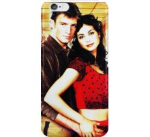 Mal and Inara iPhone Case/Skin