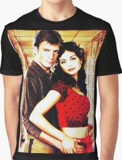 Mal and Inara Graphic T-Shirt