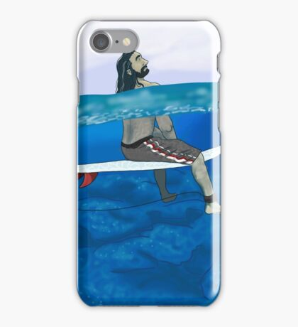 Surfer Thorin iPhone Case/Skin