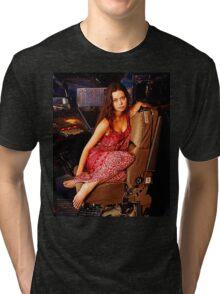River Tam Tri-blend T-Shirt