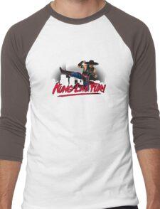 Kung Lao Fury Men's Baseball ¾ T-Shirt