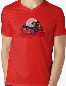 Kung Lao Fury Mens V-Neck T-Shirt