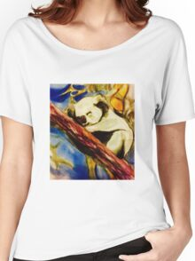 Bevs koala Women's Relaxed Fit T-Shirt