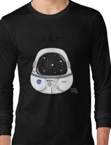 Daruma Astronaut Long Sleeve T-Shirt