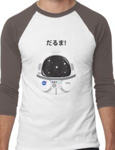 Daruma Astronaut Men's Baseball ¾ T-Shirt