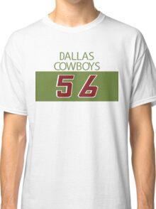 'Bootleg' Dallas Cowboys 56 Shirt Classic T-Shirt