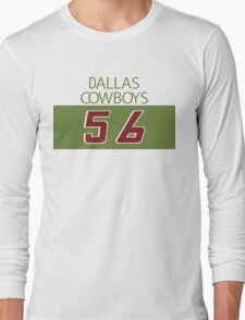 'Bootleg' Dallas Cowboys 56 Shirt Long Sleeve T-Shirt