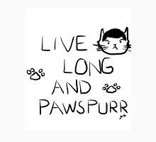 Star Trek Cat- Live Long & Pawspurr Unisex T-Shirt
