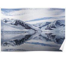 Neko Harbour, Antarctica Poster