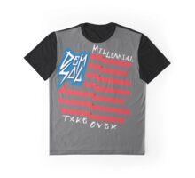 DEMOCRATIC SOCIALIST BLACK Graphic T-Shirt