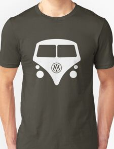 Split Window Kombi Unisex T-Shirt