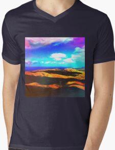 Early Mornin' Mens V-Neck T-Shirt