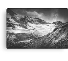 Mystic Alps II Canvas Print