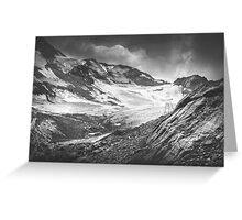 Mystic Alps II Greeting Card