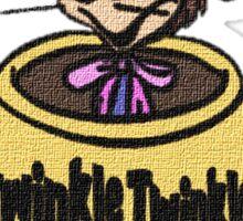 Twinkle Twinkle Little Bat Sticker