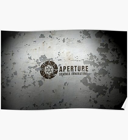 Aperture Science Innovations Poster
