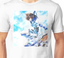 Ride the Sky - Nausicaa of the Valley of the Wind Unisex T-Shirt