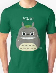 Totoro Daruma Unisex T-Shirt