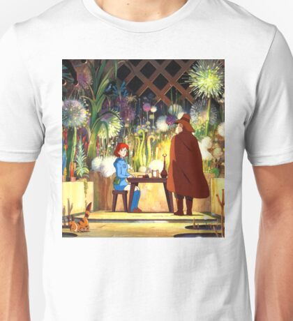 Nausea of the Valley of the Wind Unisex T-Shirt