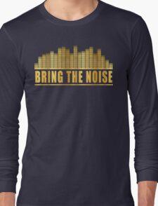 gold equalizer Long Sleeve T-Shirt