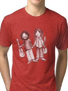 Country Couple Tri-blend T-Shirt