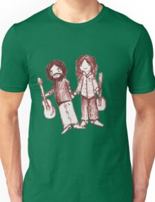 Country Couple Unisex T-Shirt