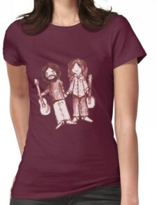 Country Couple Womens Fitted T-Shirt